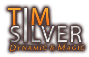 Tim Silver Magicien - Dynamic and magic